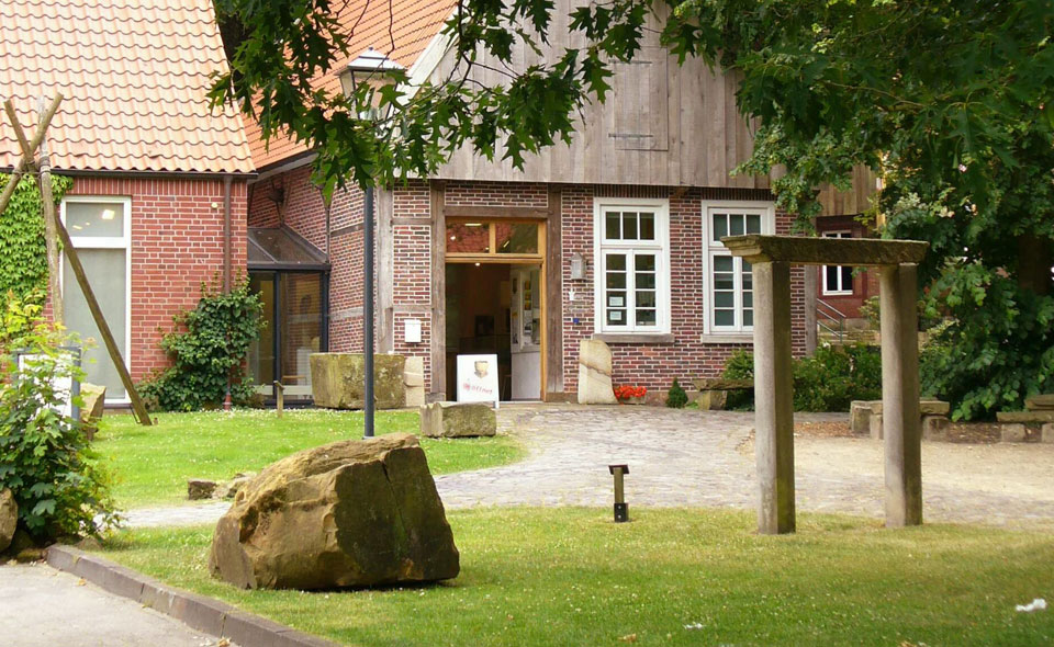 Sandsteinmuseum Bad Bentheim | Funkenstiege 5 | 48455 Bad Bentheim